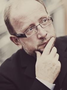 Krzysztof Macha pisarz i poeta